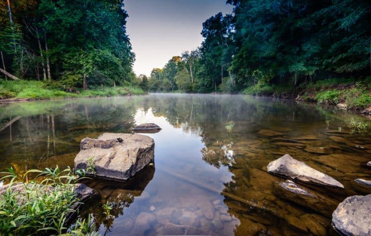 Parque Estatal Eno River