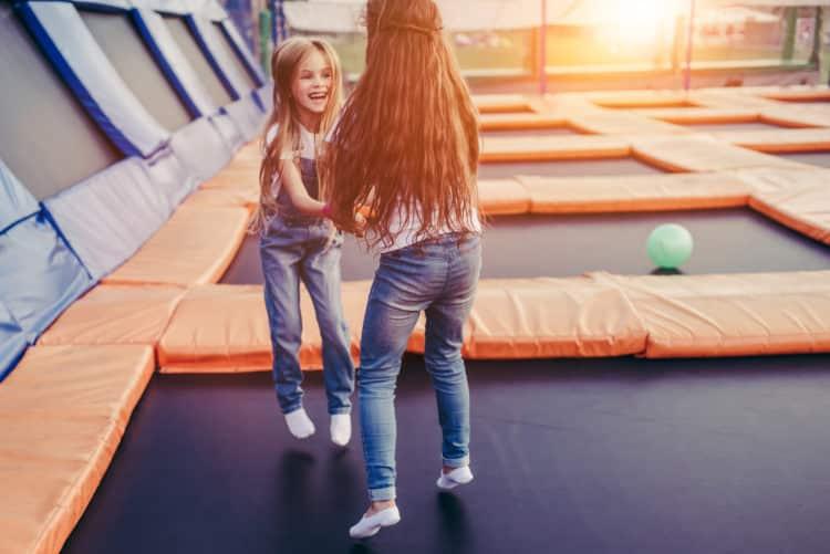 Parque de trampolines Sky Zone