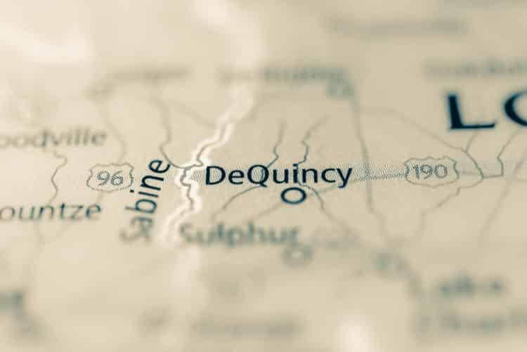 DeQuincy, Luisiana