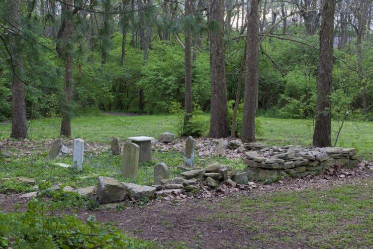 Cementerio de Lexington, Kentucky