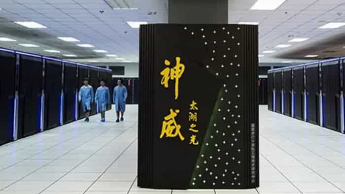 sunway supercomputer 6 ¿Qué tan poderosa es la supercomputadora Sunway TaihuLight?