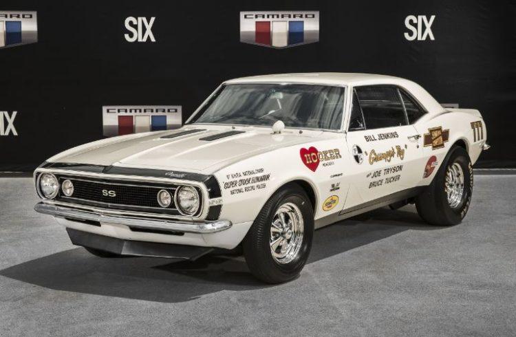 """1967 Camaro """"Grumpy's Toy"""" Los 5 mejores Chevy Camaros de edición especial de todos los tiempos 2021"""