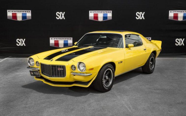 1970 Camaro Z28 'Hurst Sunshine Special Los 5 mejores Chevy Camaros de edición especial de todos los tiempos 2021