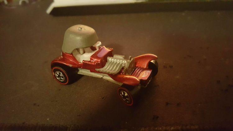 1970 Red Baron con interior blanco Los cinco Hot Wheels más caros de todos los tiempos