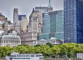 Battery Park .Los 10 barrios más ricos de Nueva York
