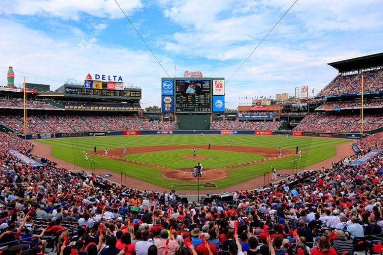 Braves El costo promedio para asistir a un juego de Atlanta Braves