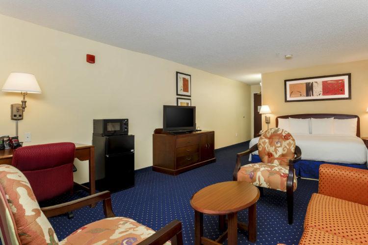 Courtyard Dallas Lewisville Estados Unidos Los cinco mejores hoteles Marriott de Categoría 1 del mundo
