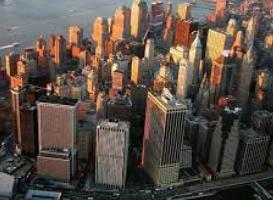 Distrito financiero .Los 10 barrios más ricos de Nueva York