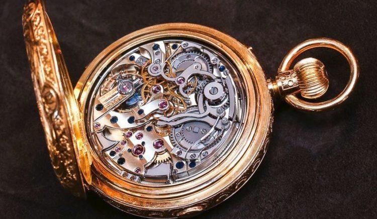 First Ever Grand Complication Pocket Watch by Patek Philippe Los 5 mejores relojes Patek Philippe de edición especial de todos los tiempos