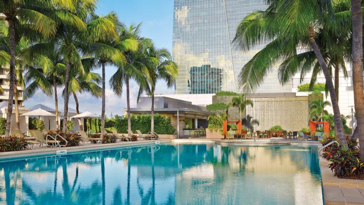 Four Seasons Hotel Miami Top 5 hoteles de 5 estrellas en Miami