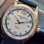 Frederique Constant Vintage Rally Automatic Watch Los cinco mejores relojes automáticos de marcas de lujo por menos de $ 1,000