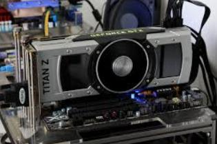 GTX Titan Z. Las 10 tarjetas gráficas más caras del mundo