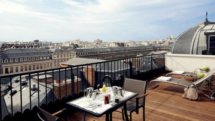 Grand Hotel du Palais Royal Los cinco mejores hoteles de 5 estrellas en París, Francia