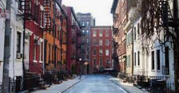 Greenwich Village .Los 10 barrios más ricos de Nueva York