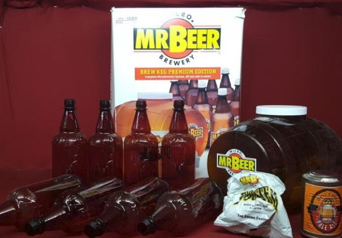 Mr. Beer Premium Edition Los cinco mejores kits caseros del mercado actual