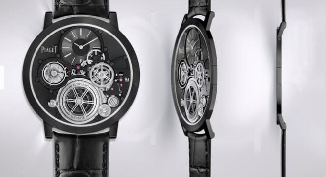 Piaget Altiplano Ultimate Concept Watch 10 cosas que no sabías sobre el reloj Piaget Altiplano Ultimate Concept