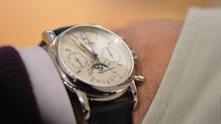 Reference 2499100P Eric Clapton in Platinum Los 5 mejores relojes Patek Philippe de edición especial de todos los tiempos