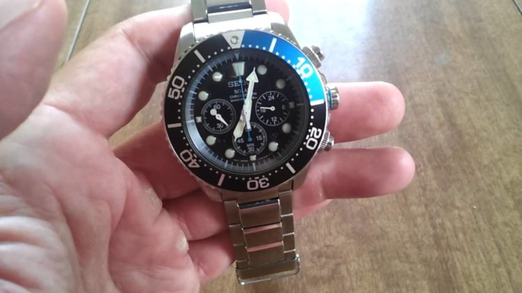Seiko Prospex SSC017 Los 5 mejores relojes de buceo Seiko del mercado actual