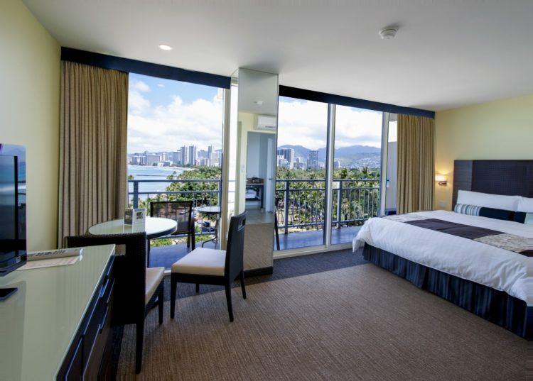 El nuevo hotel de playa Otani Kaimana