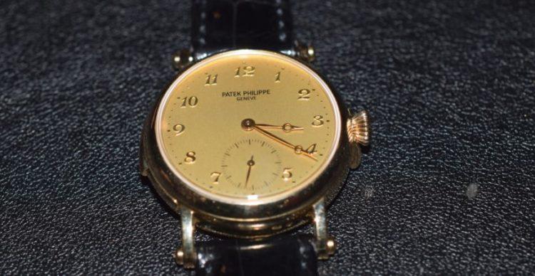 Unique Minute Repeater in Yellow Gold Los 5 mejores relojes Patek Philippe de edición especial de todos los tiempos