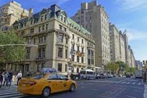 Upper East Side .Los 10 barrios más ricos de Nueva York