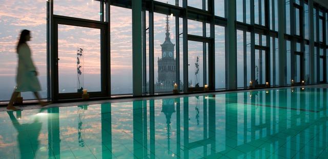 Warsaw Marriott Los cinco mejores hoteles Marriott de categoría 5 en el mundo