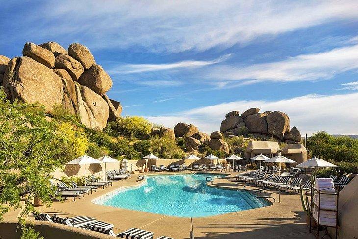 Fuente de la foto: Boulders Resort & amp;  Spa Scottsdale