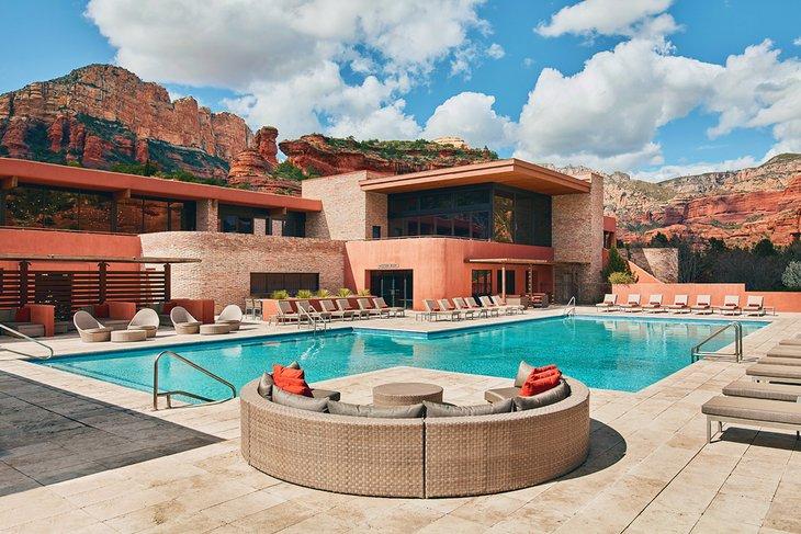 arizona best resorts enchantment resort sedona 10 mejores resorts en Arizona