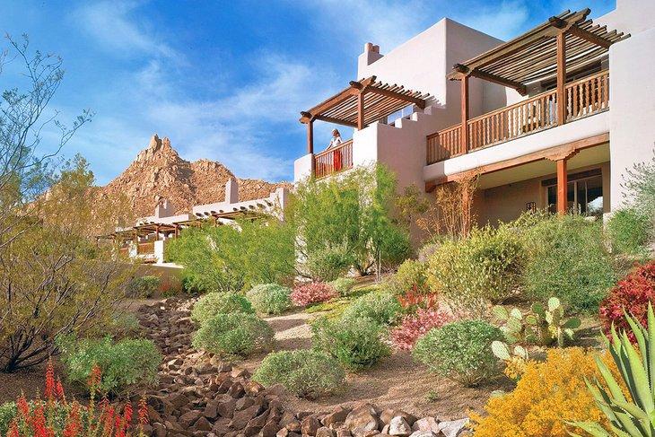 Fuente de la foto: Four Seasons Scottsdale en Troon North
