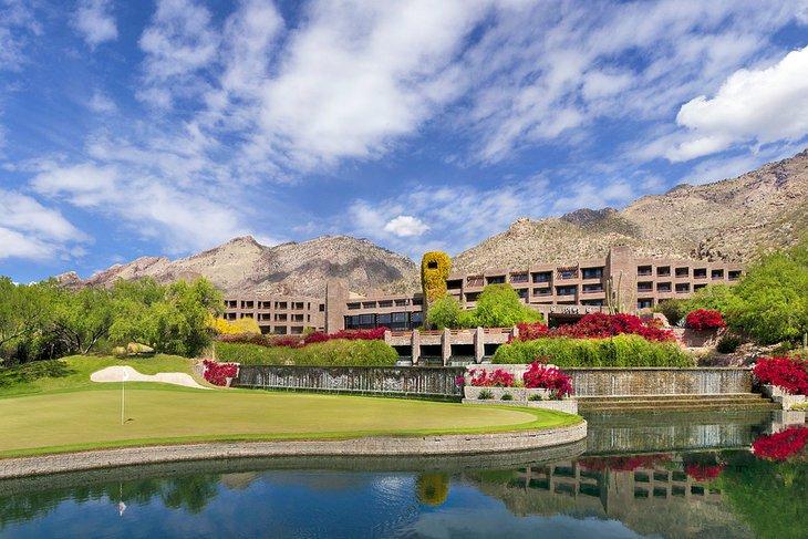 Fuente de la foto: Loews Ventana Canyon Resort