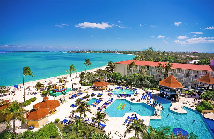 best cheap all inclusive resorts breezes resort spa bahamas 16 mejores resorts económicos con todo incluido