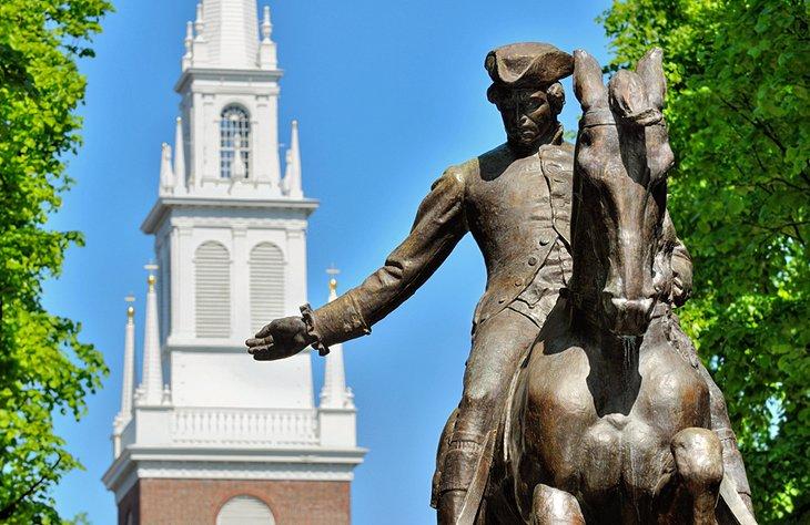 boston massachusetts united states freedom trail 20 atracciones turísticas y cosas para hacer mejor valoradas en Boston
