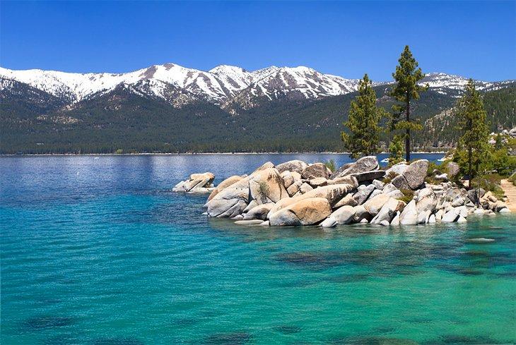 california best lakes lake tahoe 12 lagos mejor calificados en California