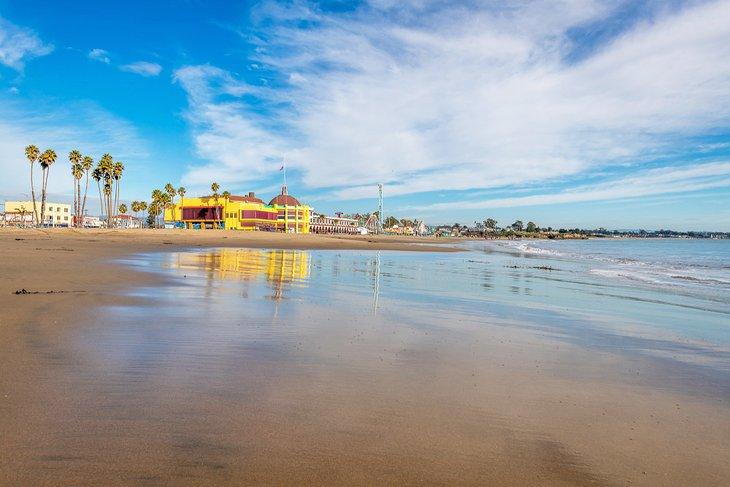 california santa cruz top rated beaches main beach 10 mejores playas en Santa Cruz, CA