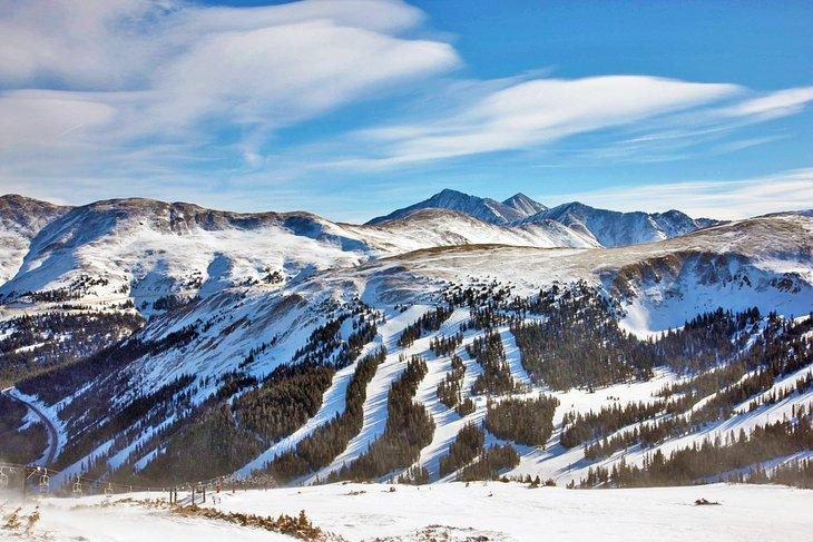 Área de esquí de Loveland