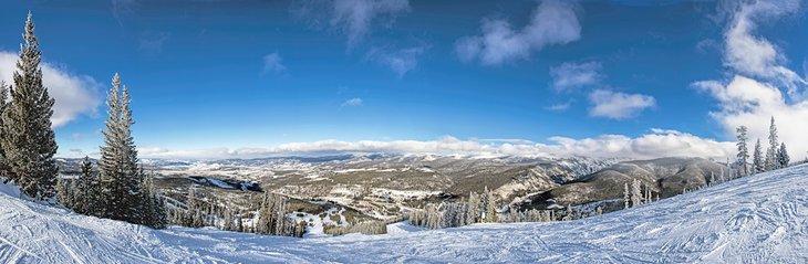 Panorama de Winter Park Resort