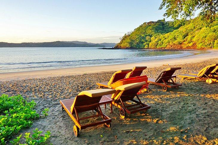costa rica best beach resorts playa blanca 13 resorts de playa mejor calificados en Costa Rica