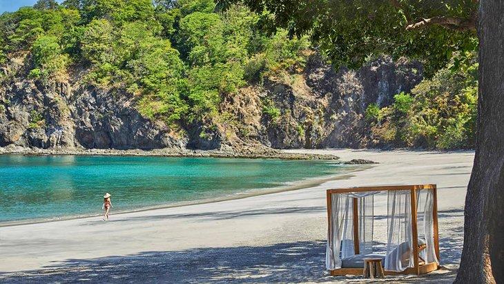 Fuente de la foto: Four Seasons Resort Costa Rica en Peninsula Papagayo