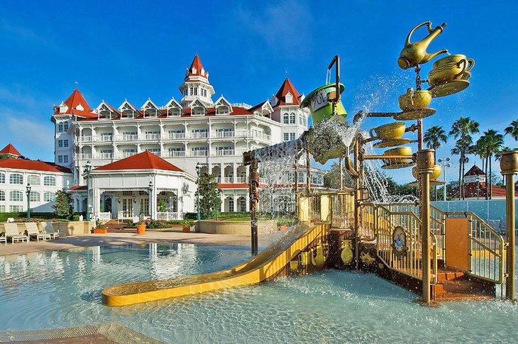florida best family resorts disneys grand floridian resort spa 16 mejores resorts familiares en Florida
