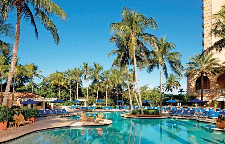 florida gulf coast ritz carlton naples 17 resorts mejor calificados en la costa del golfo de Florida