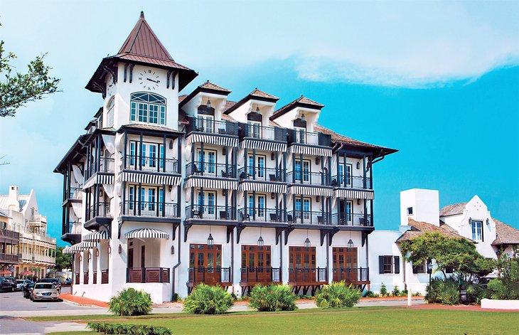 Fuente de la foto: The Pearl Hotel, Rosemary Beach