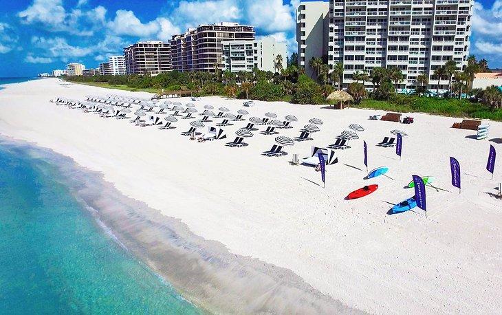 Fuente de la foto: The Resort at Longboat Key Club