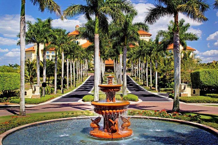Fuente de la foto: The Ritz-Carlton Golf Resort, Nápoles
