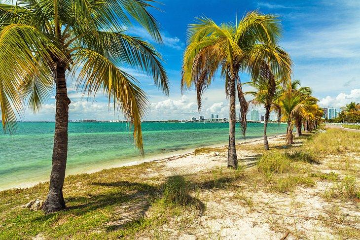 Parque Virginia Key Beach