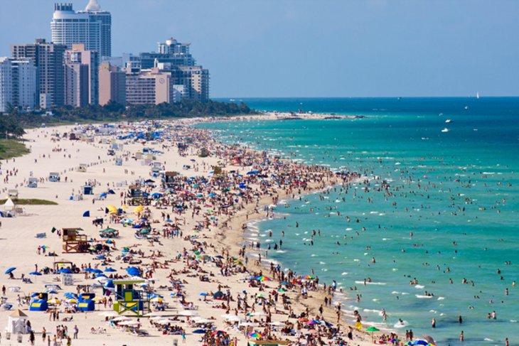 florida miami south beach 12 playas mejor valoradas en Florida