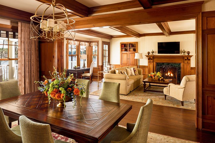 Fuente de la foto: The Ritz-Carlton Reynolds, Lake Oconee