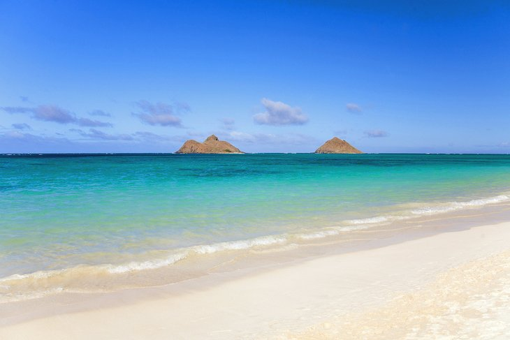 Playa Lanikai