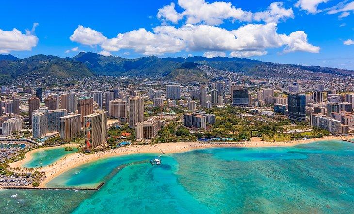 hawaii oahu waikiki 13 playas mejor valoradas en Oahu, HI