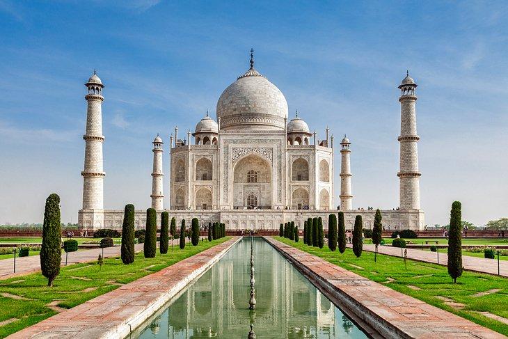 india top attractions taj mahal 15 atracciones turísticas mejor valoradas en la India