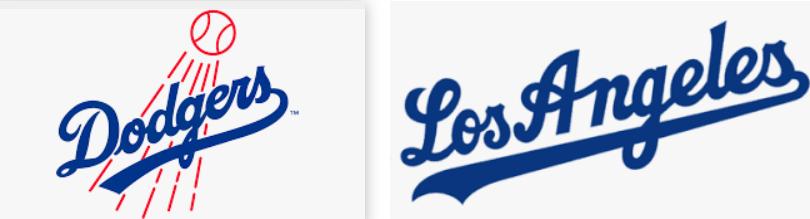 Logo de Los Angeles Dodgers La historia detrás del logo de Los Angeles Dodgers